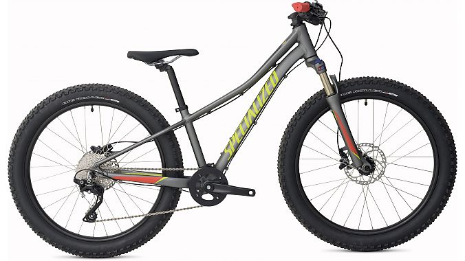 Specialized Introduces New Line Of Youth Mountain Bikes With Plus