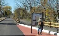 Buffalo Valley rail trail start